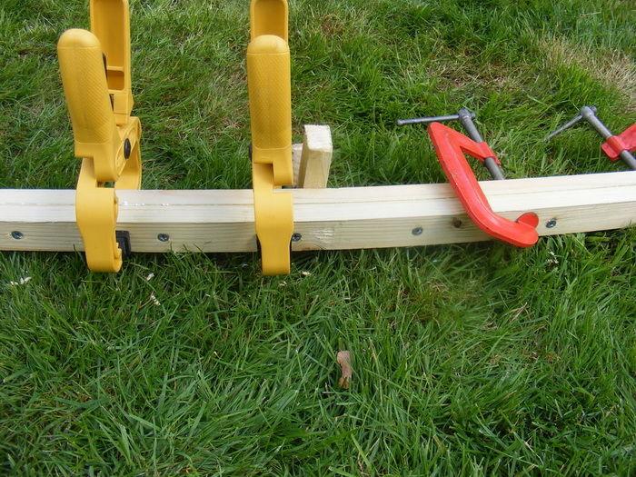 Изготовление мостика своими руками. Садовый мостик, строим мостик своими руками, пошаговая инструкция.